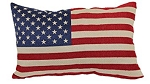 American Flag - Throw Pillow - 12